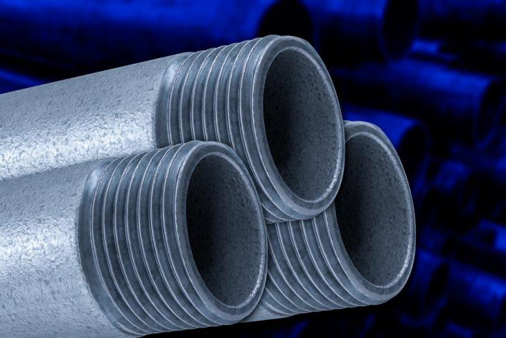 Tubos de Condução de Fluídos