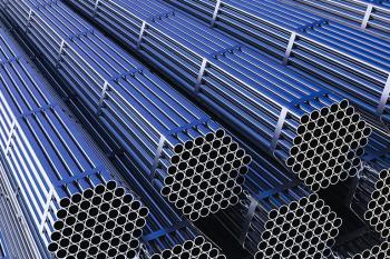 tubos de aço na construção civil
